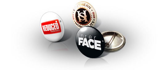 Promotional Buttons | Promotional Pins | Custom Buttons