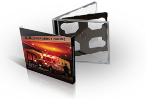 CD Tray Inlays & DVD Tray Inlays