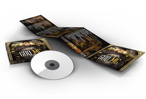 CD Covers - Multi Panel